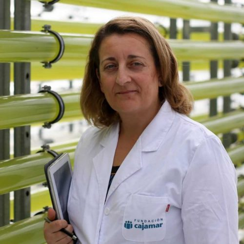 Alicia Mª González Céspedes